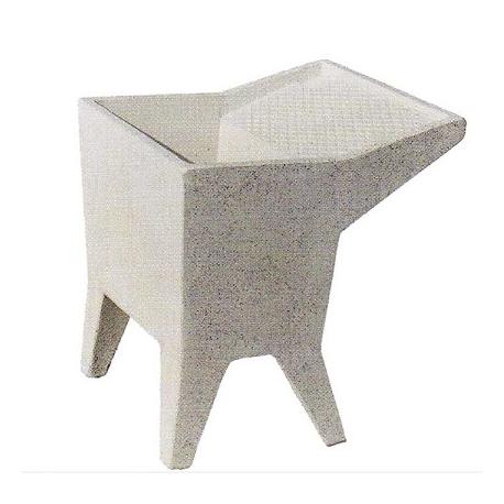 Lavatoio in graniglia levigata cemento - Lavatoio esterno ...