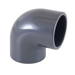 GOMITI 90° PVC PRESSIONE INCOLLAGGIO